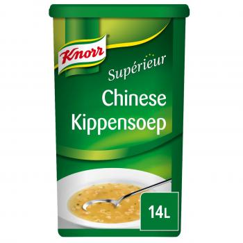 Knorr Supérieur Chinesische Hühnersuppe (Dose 1,05 Kilo NL)