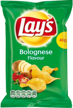 Lay's Chips Bolognese (20 x 40 gr.)