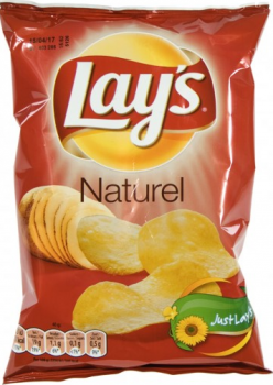 Lay's Chips Naturel (20 x 40 gr.)