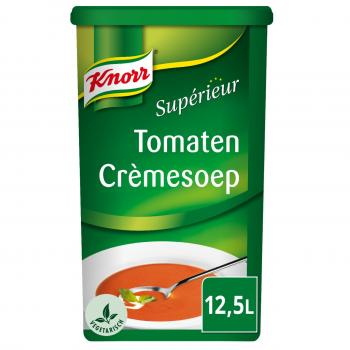 Knorr Supérieur Tomatencremesuppe (Dose 1,25 Kilo NL)