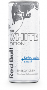 Red Bull Energy The White Edition Dosen 12 x 0,25 Liter - Cocos